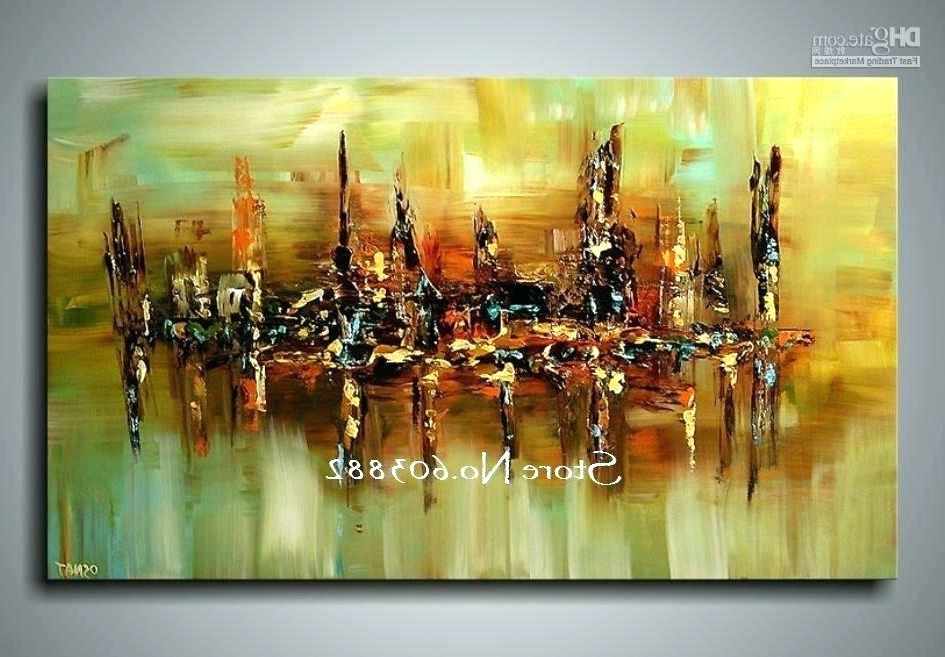 Abstract Canvas Art Wall Art Abstract Minimalist Art Minimalist Wall In Latest Abstract Wall Art Australia (View 4 of 15)