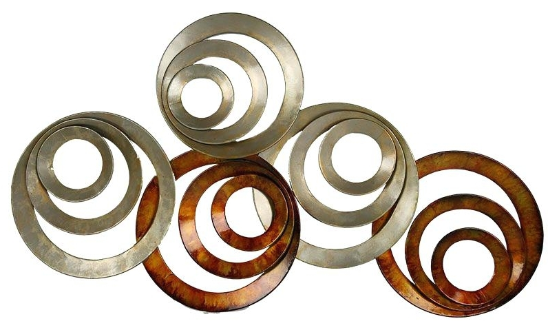 Abstract Circles Wall Art With Current Metal Circles Wall Art Circles Metal Wall Art Have You Ever Found (View 8 of 15)