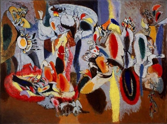 Abstract Expressionism – The Art History Archive For Most Up To Date Abstract Expressionism Wall Art (View 8 of 15)
