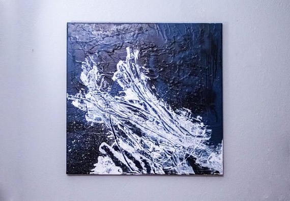 Abstract Expressionism Wall Art With Regard To 2018 The 13 Best My Paintings: Abstract Expressionism Images On Pinterest (View 4 of 15)