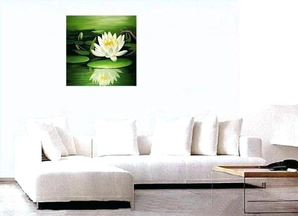 Abstract Flower Metal Wall Art Throughout Most Recently Released Flower Metal Wall Art Decor Lotus Flower Wall Art Abstract Flower (View 6 of 15)