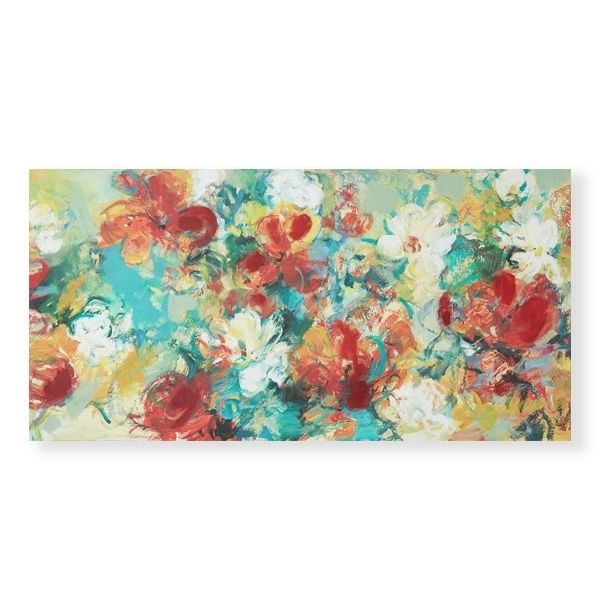 Abstract Garden Wall Art – Plant The Seeds Of Great Wall Art (View 13 of 15)
