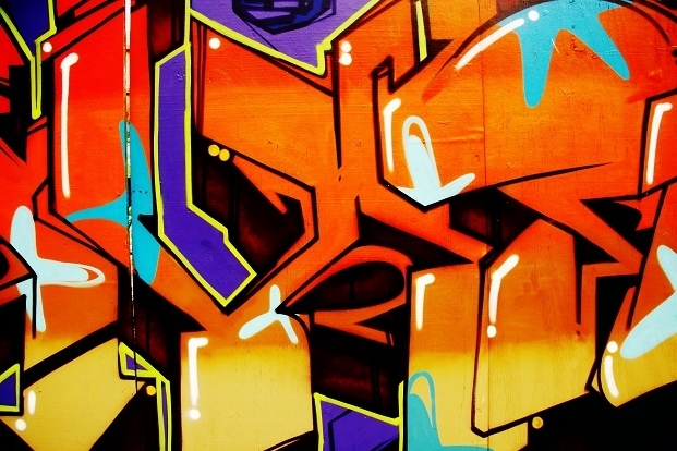 Abstract Graffiti Wall Art Intended For Preferred Graffiti Wall Art (View 7 of 15)
