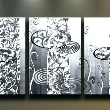 Abstract Metal Wall Art Australia Pertaining To Famous Metal Wall Art Modern Metal Artwork For Wall Metal Wall Art Modern (View 4 of 15)