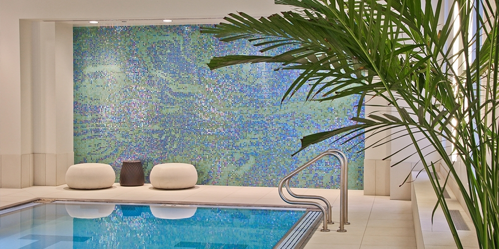 Abstract Mosaic Art On Wall Throughout Trendy Design Tips Choosing Best Mosaic Tile Pattern (Gallery 15 of 15)