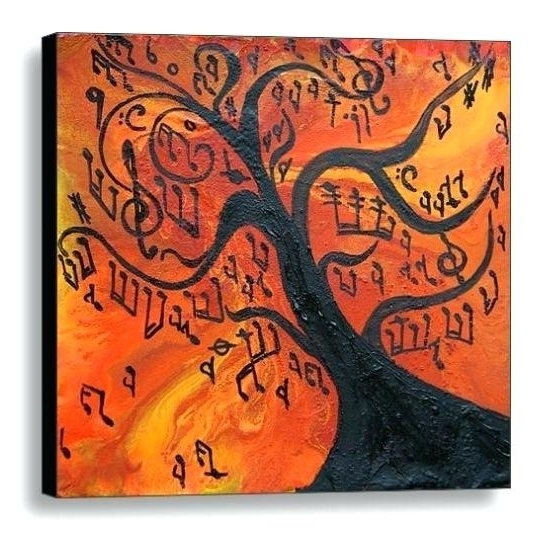 Abstract Music Art Jazz Paintingposters – Letsbnb Inside 2017 Abstract Musical Notes Piano Jazz Wall Artwork (View 5 of 15)