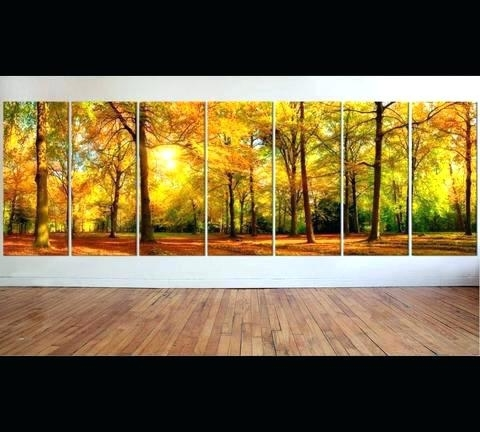 Abstract Nature Canvas Wall Art With Famous Nature Canvas Wall Art Wall Arts Nature Canvas Wall Art Extra Large (View 9 of 15)
