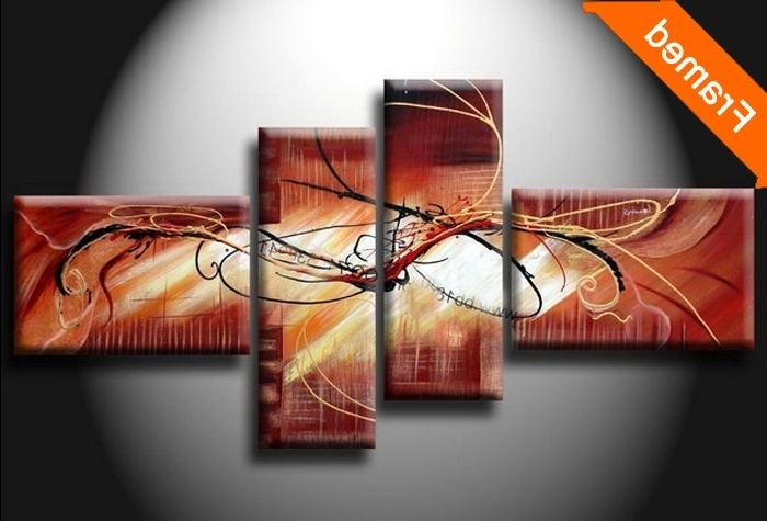 [%Abstract Oil Painting 100% Handpainted Artwork Multi Panels Canvas For Well Liked Multiple Panel Wall Art|Multiple Panel Wall Art Regarding Newest Abstract Oil Painting 100% Handpainted Artwork Multi Panels Canvas|Newest Multiple Panel Wall Art Regarding Abstract Oil Painting 100% Handpainted Artwork Multi Panels Canvas|2017 Abstract Oil Painting 100% Handpainted Artwork Multi Panels Canvas For Multiple Panel Wall Art%] (View 11 of 15)