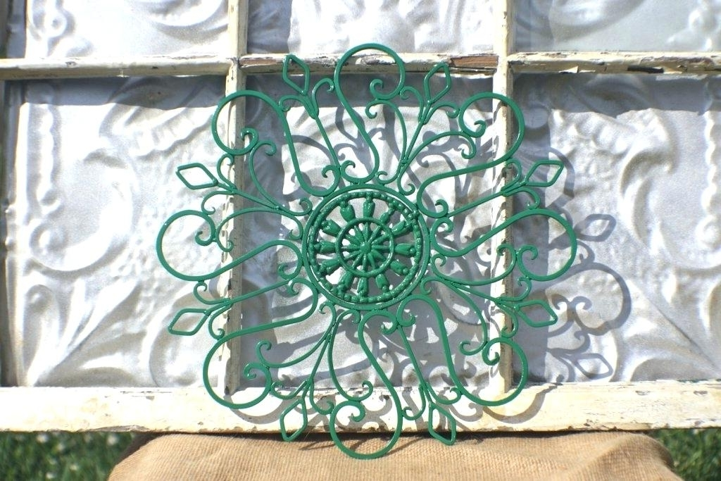 Abstract Outdoor Wall Art Regarding Most Recent Iron Metal Wall Art Wall Art Designs Large Outdoor Wrought Abstract (View 15 of 15)