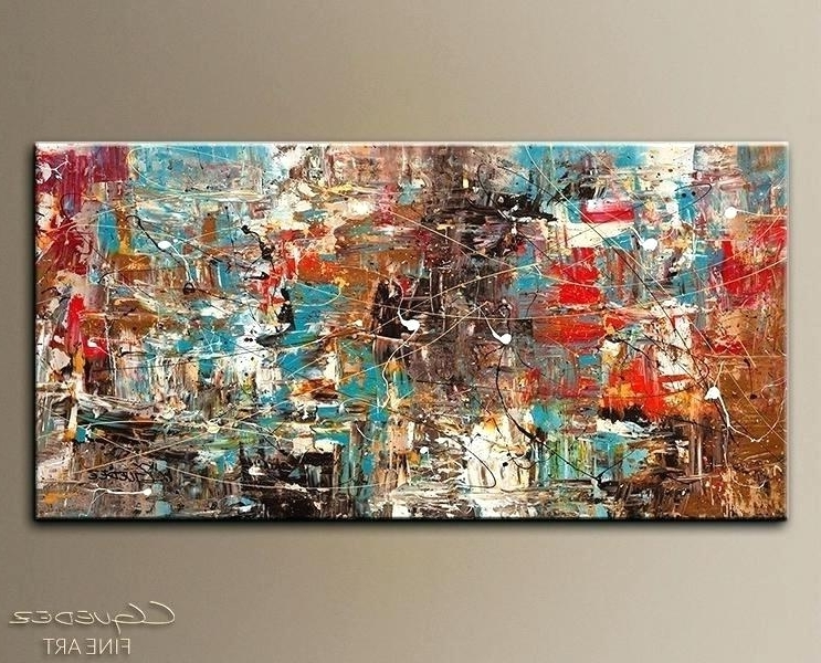 Abstract Wall Art Canada Intended For Well Known Abstract Canvas Art Wall Art Abstract Minimalist Art Minimalist Wall (View 6 of 15)
