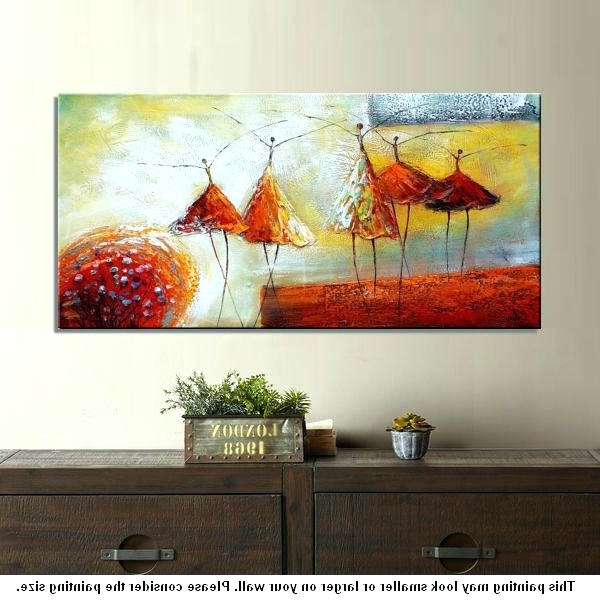 Abstract Wall Art Canada Intended For Widely Used Canvas Abstract Wall Art Abstract Wall Art Ideas Printed Abstract (View 5 of 15)