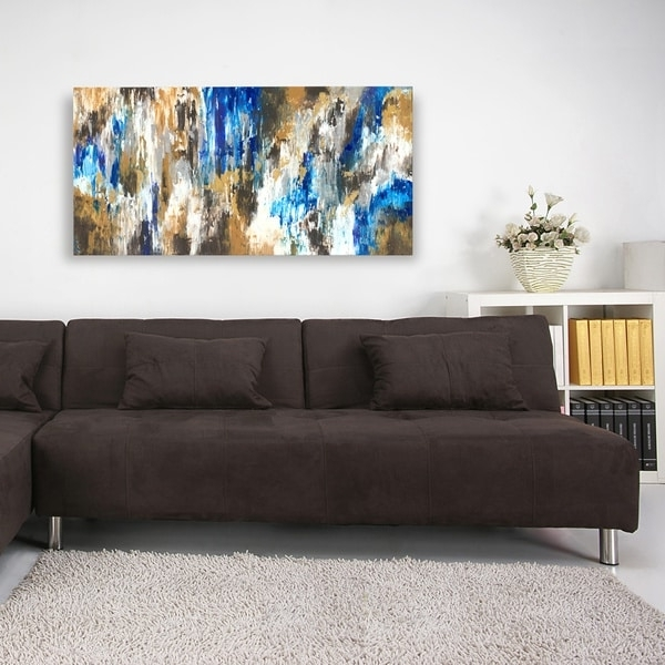 Abstract Wall Art Canada Pertaining To Widely Used Shop Artmaison Canada (View 4 of 15)