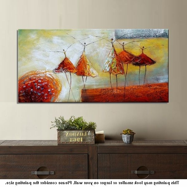 Abstract Wall Art For Bedroom Inside Most Recently Released Absolutely Abstract Wall Art For Living Room Canva Decor Artwork (View 4 of 15)