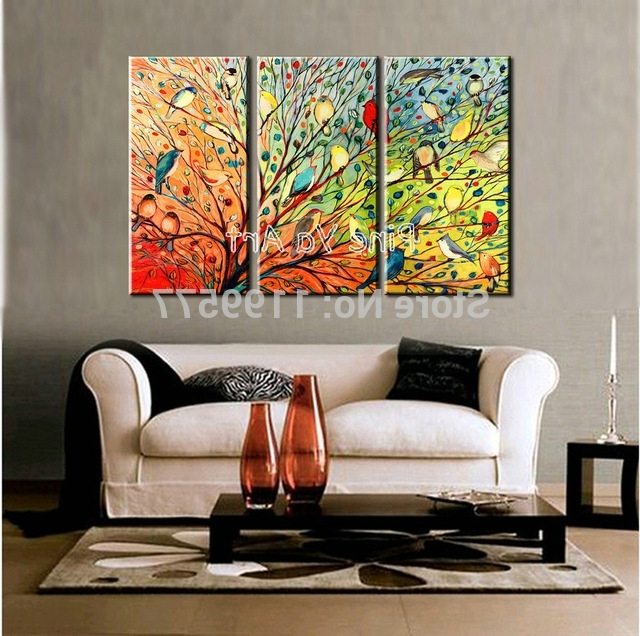 Abstract Wall Art For Living Room With Most Current Wall Art Designs: Awesome Abstract Wall Art For Living Room With (View 6 of 15)