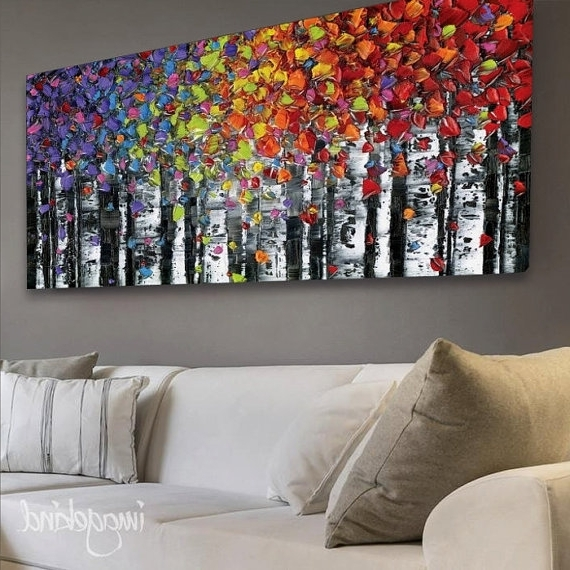 Abstract Wall Art Print Large Prints Pertaining To Designs 16 inside Most Up-to-Date Large Framed Abstract Wall Art