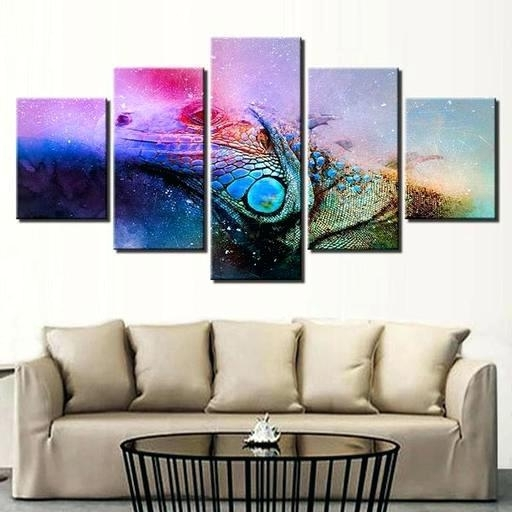 Affordable Abstract Wall Art Intended For Trendy Cheap Abstract Wall Art Affordable Blue – Reengo (View 4 of 15)