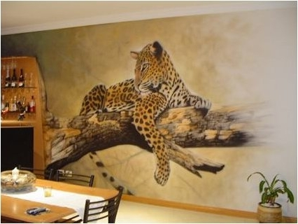 Airbrush Wall Art For Most Popular Advanced Airbrush – The Airbrush Experts – Gallery (Gallery 2 of 15)