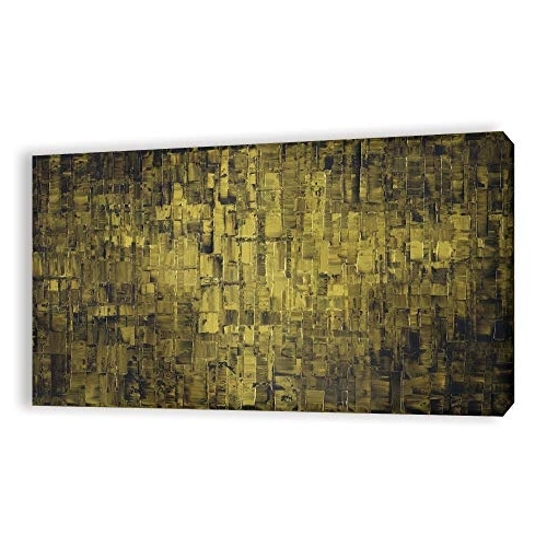 Amazon: Abstract Wall Art Olive Green Fine Art Print On Regarding Well Known Olive Green Abstract Wall Art (View 1 of 15)