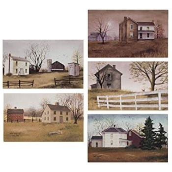 Amazon: Canvas Prints – Billy Jacobs Countryside Canvas Inside Fashionable Billy Jacobs Framed Wall Art Prints (View 3 of 15)