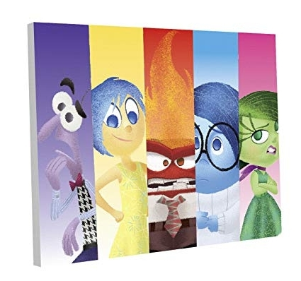 "Amazon: Disney Inside Out 11.5"" X (View 5 of 15)"