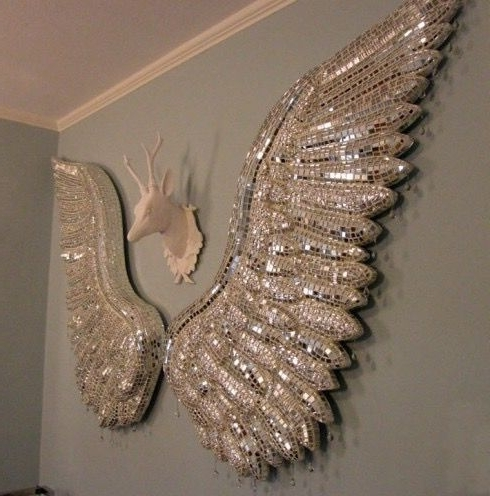 Featured Photo of Angel Wings Wall Art