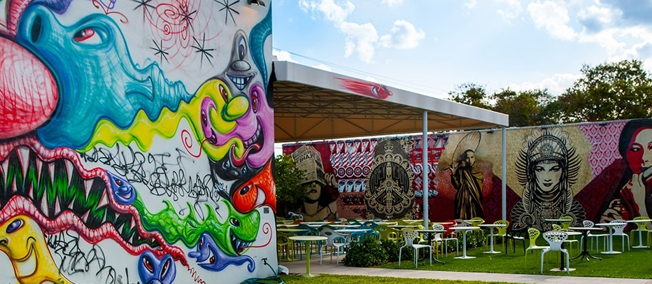 Area Icon Wynwood Walls Vintage Wall Art Miami – Home Design And In Current Miami Wall Art (View 9 of 15)