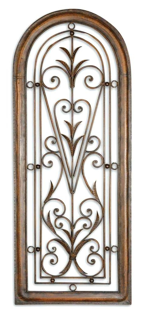 Art Deco Metal Wall Art Pertaining To Best And Newest Art Deco Metal Wall Art Art Archway Wall R Metal Wall Art Decor Uk (View 12 of 15)