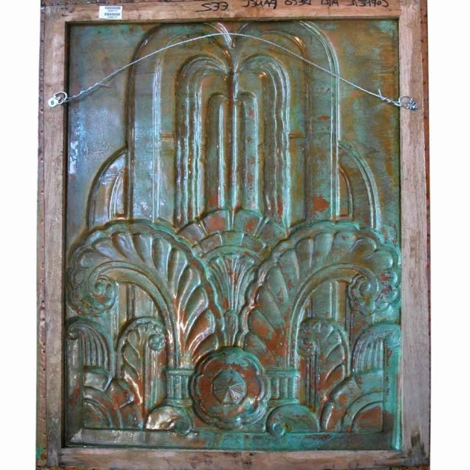 Art Deco Metal Wall Art Regarding Recent 20 Photos Art Deco Metal Wall Art Wall Art Ideas, Art Deco Metal (Gallery 5 of 15)