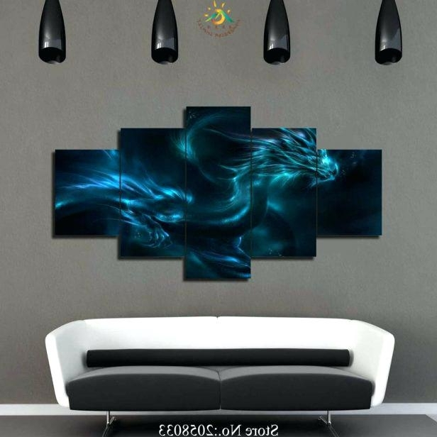 Art Dragon Wall Art Dragon Art Wall Calendar 2016 Dragon Wall Art In Recent Abstract Calendar Art Wall (View 9 of 15)