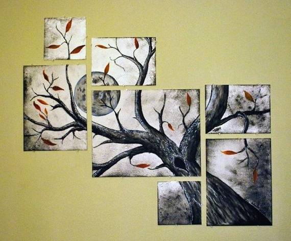 Art Intended For Multiple Canvas Wall Art (Gallery 1 of 15)