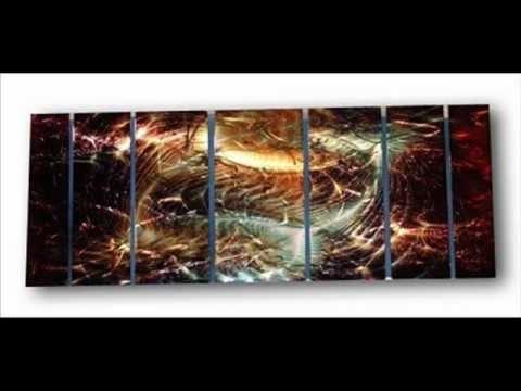 Ash Carl Metal Art Throughout Most Popular Lustrous Illuminationsash Carl.wmv – Youtube (Gallery 4 of 15)