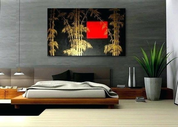 Asian Metal Wall Art Intended For Popular Asian Wall Art Asian Wall Art And Decor – Philliescards (View 6 of 15)