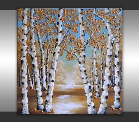 Aspen Tree Wall Art For 2018 Wall Art Designs: Aspen Tree Wall Art Metal Wall Art Aspen Trees (View 5 of 15)