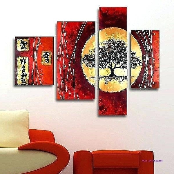 Autumn- Inspired Wall Art in Widely used Asian Metal Wall Art Autumn Blend Sparkle Leaf Tree Of Life Infinity