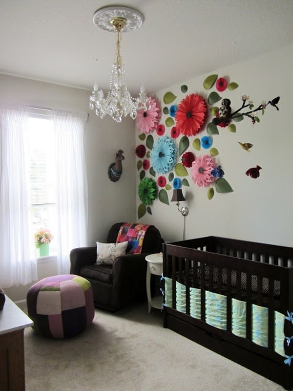 Baby Nursery 3D Wall Art With Favorite Excellent Baby Room Wall Art Diy Printable For Best 25 Decor Ideas (View 4 of 15)