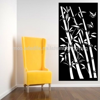 Bamboo Metal Wall Art With Regard To Well Known Bamboo Pattern Wall Art For Home Decoration – Buy Bamboo Pattern (View 6 of 15)