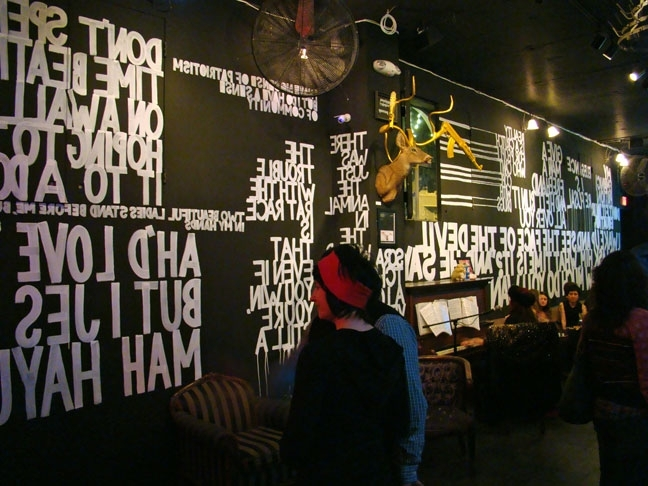 Featured Photo of Wall Art For Bar Area