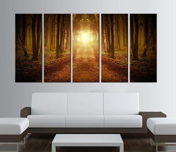 Bargainfindsonebay For Well Known Huge Canvas Wall Art (View 3 of 15)