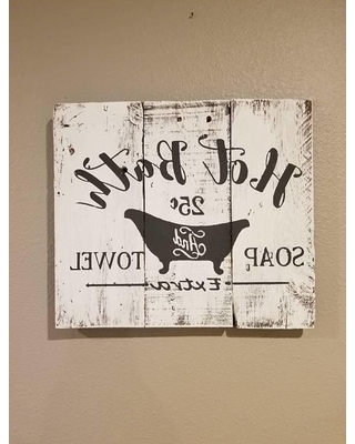 Bath Wall Art Within Fashionable Unique Vintage Bathroom Wall Decor – Home Design And Wall Decoration (View 3 of 15)