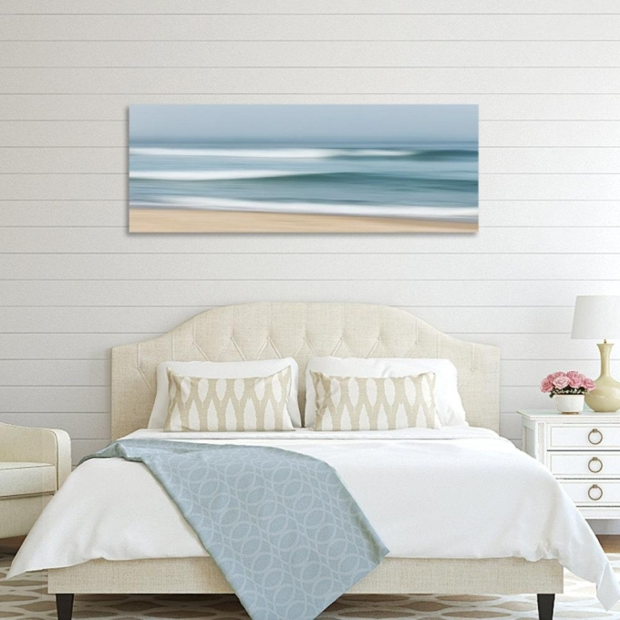 Beach Wall Art For Bedroom Throughout Most Up To Date 24 Abstract Beach Wall Art, Abstract Beach Art Turks And Caicos (View 9 of 15)