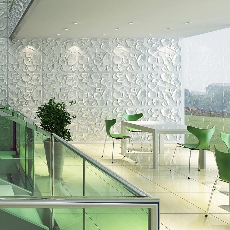 Beauteous 20 Textured Wall Art Inspiration Design 33 Textured Modern In Best And Newest 3D Wall Panels Wall Art (View 4 of 15)