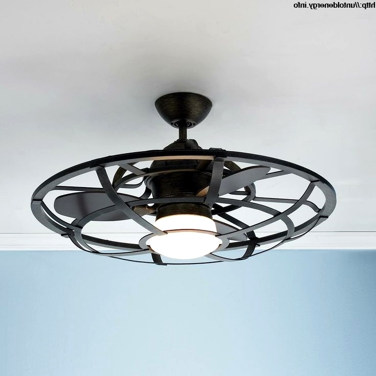 Beautiful New Style Ceiling Fans (View 4 of 15)