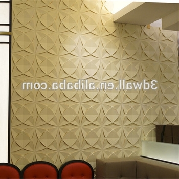 Best And Newest 3D Wall Art Wholesale In Wholesale Price Interior Modern Wall Art Panels 3D Wall Decor Panels (View 14 of 15)