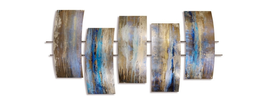 Best And Newest Artisan Metal Wall Art Throughout Artisan House Metal Wall Art (View 13 of 15)
