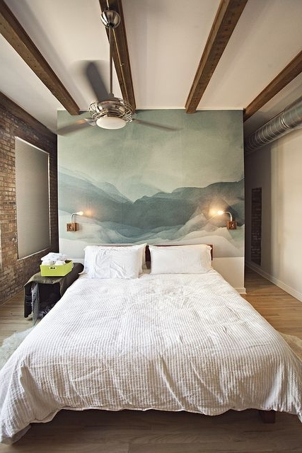 Best And Newest Bed Wall Art Regarding Bedroom Wall Art Ideas – Ilevel (View 7 of 15)