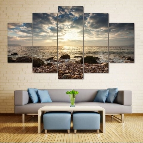 Best And Newest Canvas Landscape Wall Art Throughout Canvas Wall Art (View 10 of 15)
