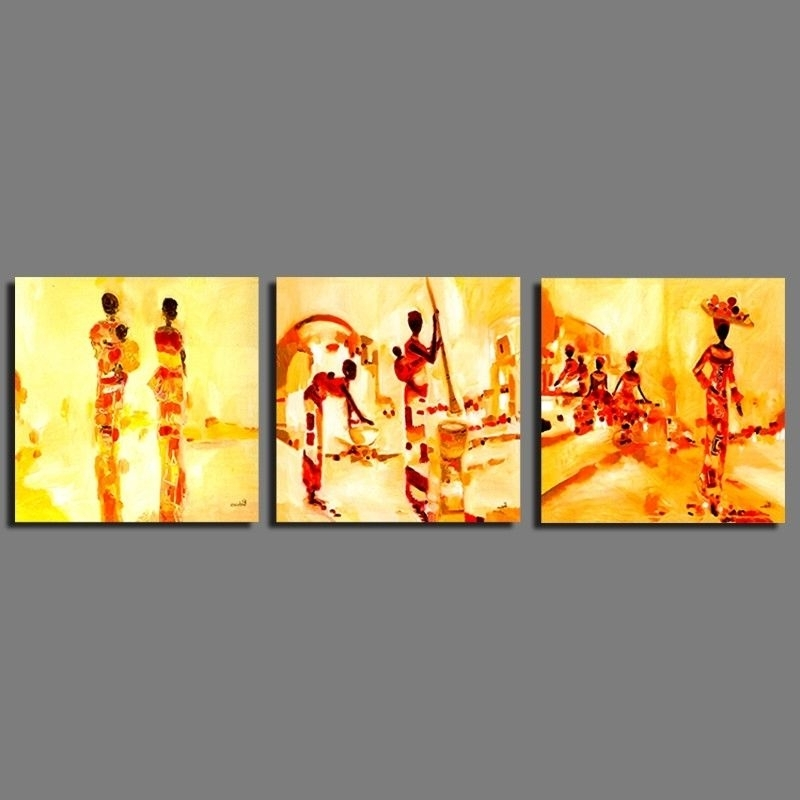 Featured Photo of India Abstract Wall Art