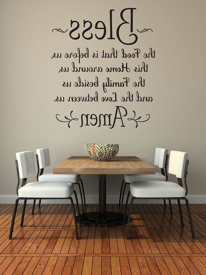 Best And Newest Kitchen And Dining Wall Art Inside  (View 10 of 15)