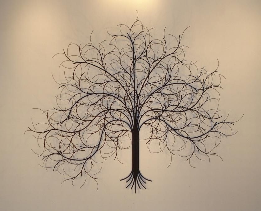 Featured Photo of Tree Wall Art Sculpture