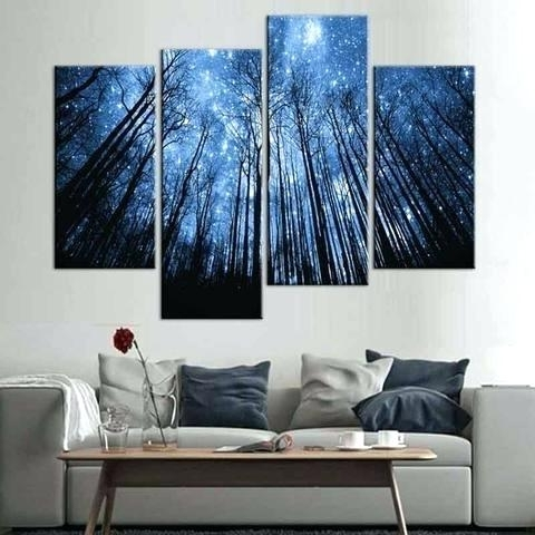 Best And Newest Multiple Piece Canvas Wall Art Multiple Canvas Wall Art Attractive With Regard To Wall Art Multiple Pieces (View 13 of 15)